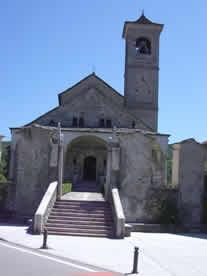 Ascensione (Costa Serina) interno