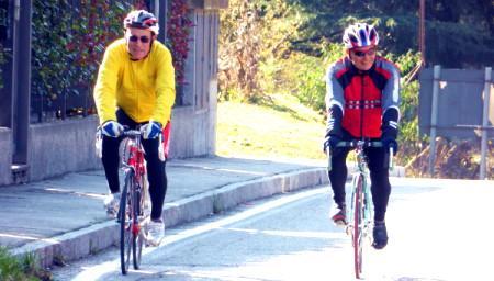 Sandro e Arnaldo a Piecastello (Colle Brianza) (Lc)