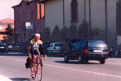 il 2 Giugno 2002 verso Piacenza