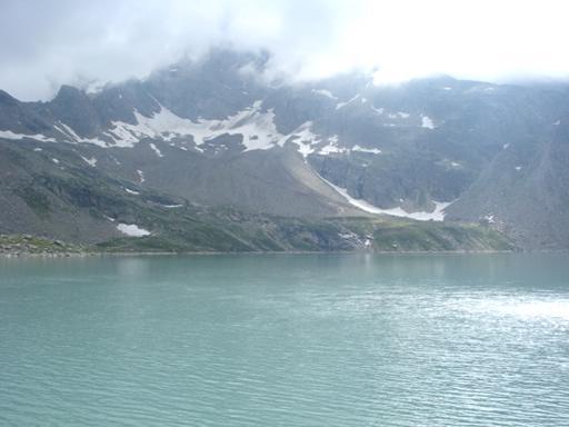 il lago Serrù