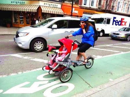 NYC (USA): pedalando nella Grande Mela