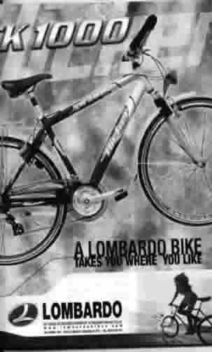 La bicicletta